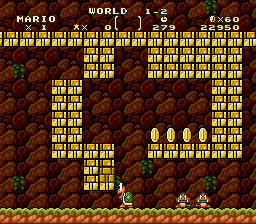 Super Mario Brothers Deluxe - f***!!! - User Screenshot